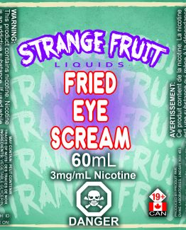 Fried Eye Scream Draft